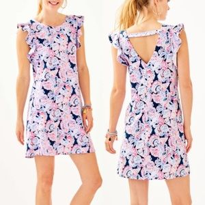 Lilly Pulitzer Dani Dress - It's For Shore